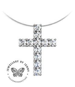halsband med kors