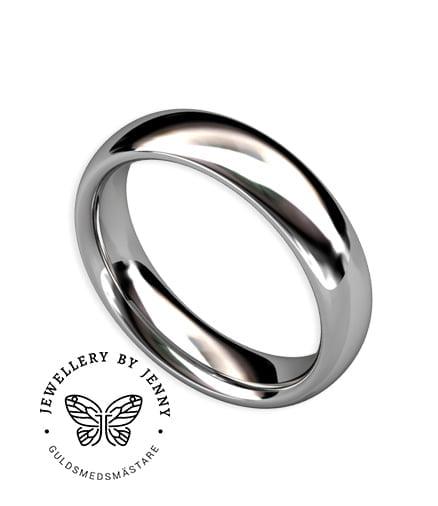 handsmidd förlovningsring
