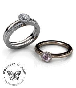 vintage diamondring